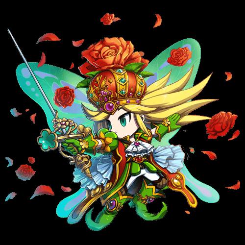 妖精の神王レオール