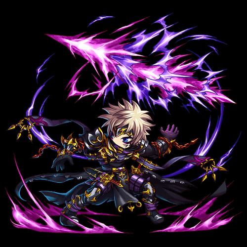 闇の闘神ゼファー