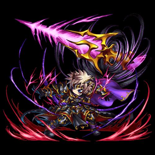 暗黒闘神ゼファー