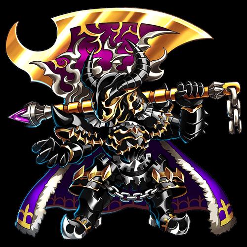 黒斧王マリュデフス