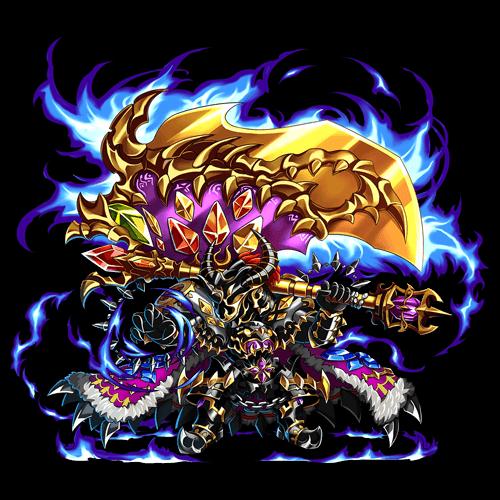 黒斧覇神マリュデフス