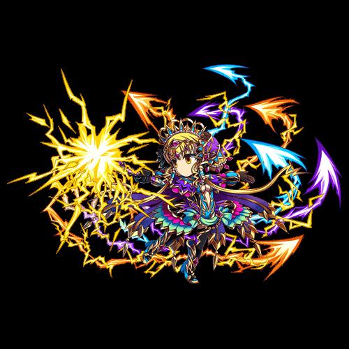 雷鞭法神オルナ
