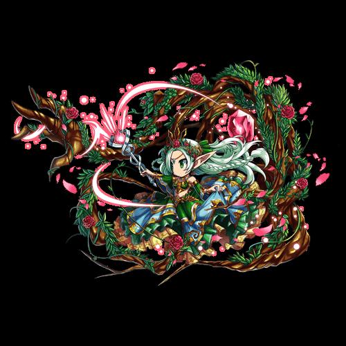妖魔妃神アルブネラ