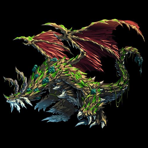 緑王竜ヴァエル