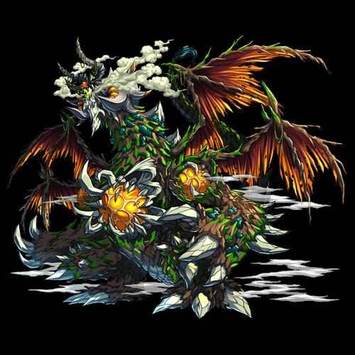 緑樹竜神ラグシェルム