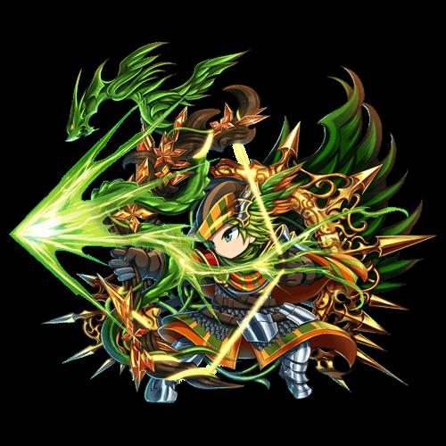 翠光弓神ラリオ
