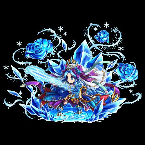 聖氷の大女神セレナ