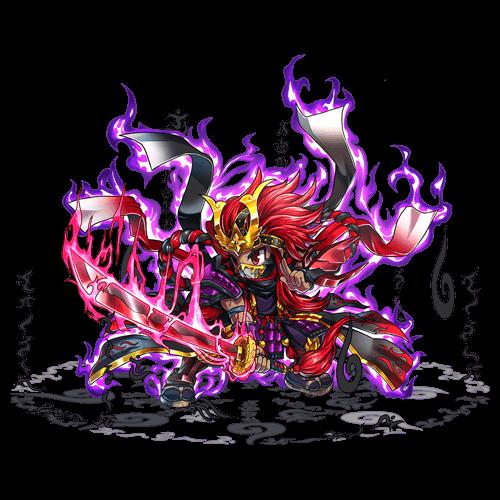 緋影闇神オボロ