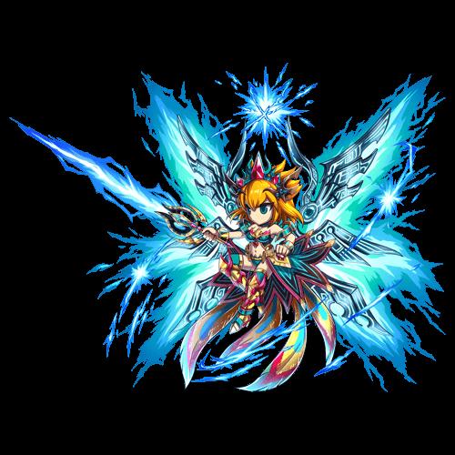 彗雷の響女神ゼーレ