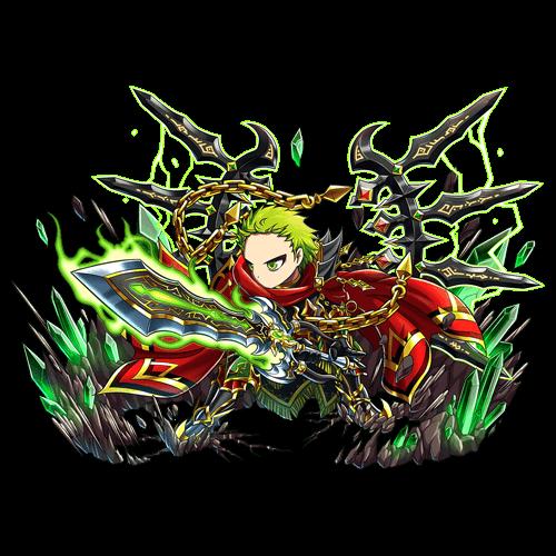 闘刄烈神ルジーナ