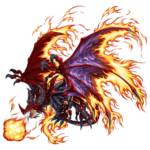 赫炎竜神ヴォルラーダ