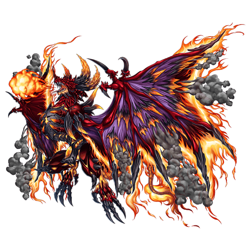 獄焔神竜マグナゾルダ