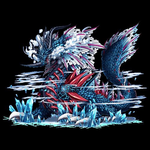 魔層龍神リグディラ