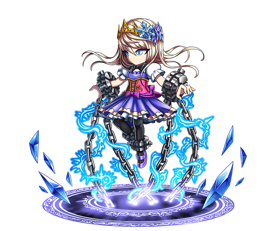 氷隷神姫ルーネ