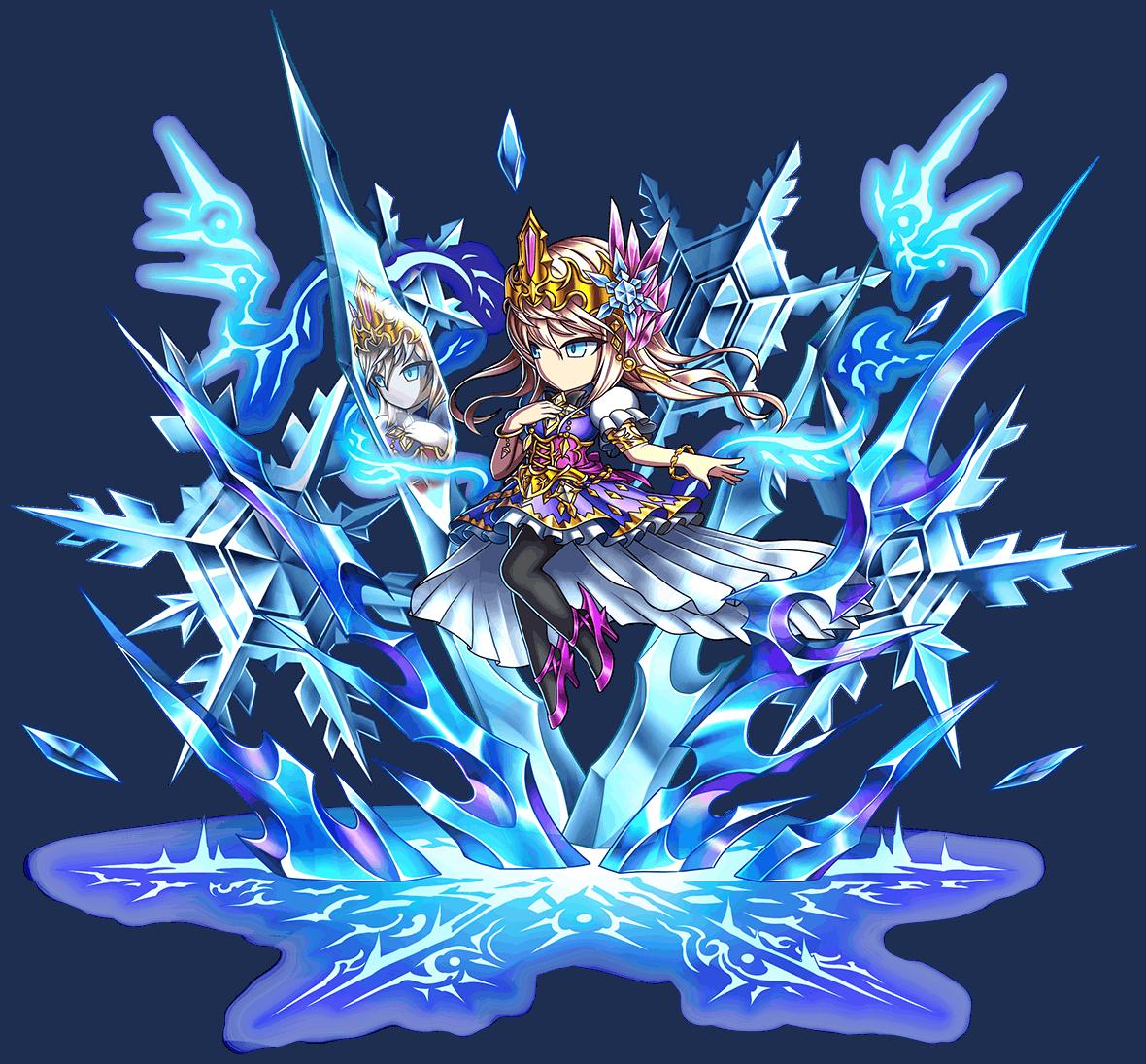 氷鏡の零壊神ルーネ