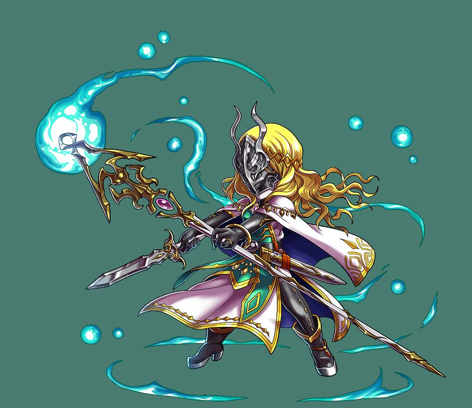 玲光の神官シャルル