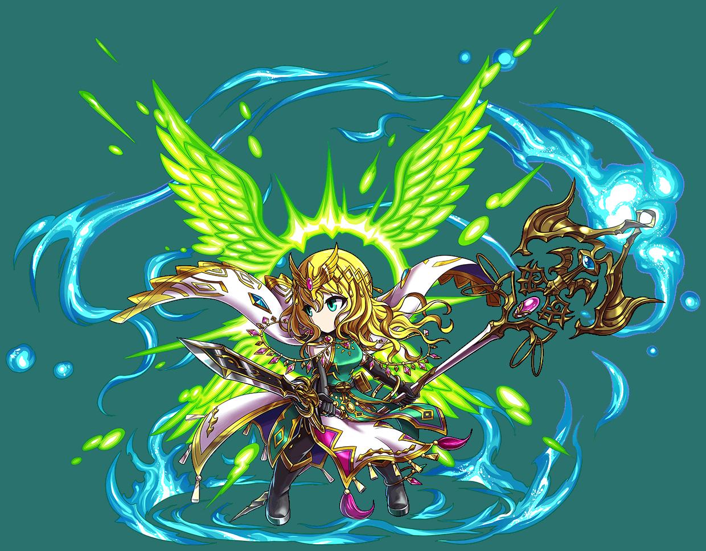 賜光の聖綺神シャルル