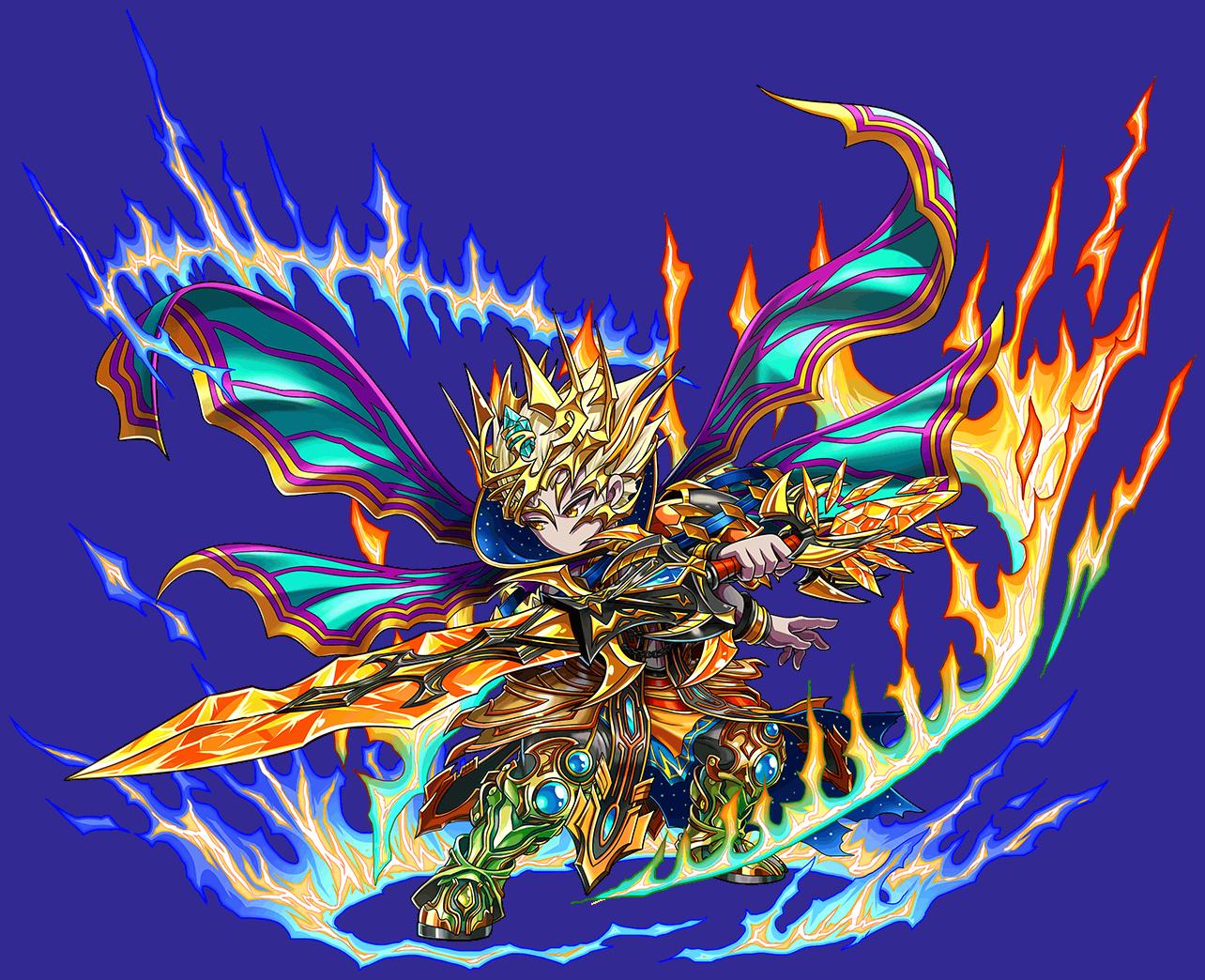 幻蒼の雷劫神リュード