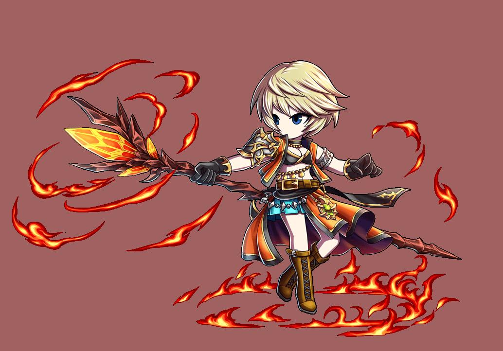 焔神姫リメラ