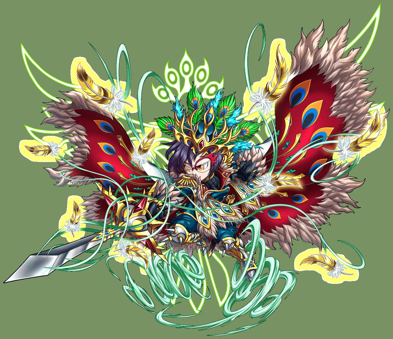 彩覇の翠軍神エステル