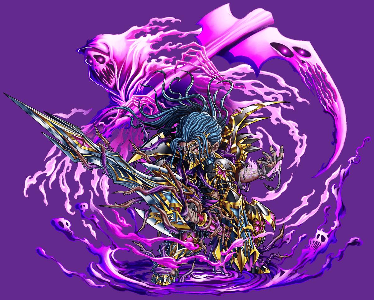 呪魂冥剣神ラベルド