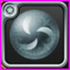 黒竜のイヤリング