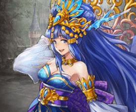 [蒼麗の女神] アリア