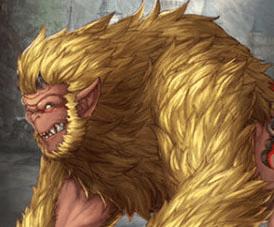 [剛雷猿]ボルバザーク