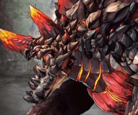 [岩窟魔獣] ボウルダー