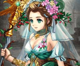 [豊穣を告げる姫]デメテル