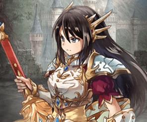 [光剣の姫君] フローゼ