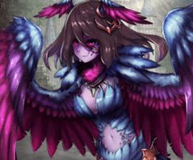 [夜怪鳥] ハーピー