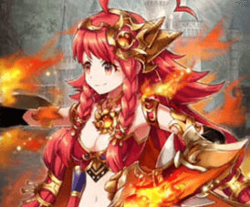 [太陽の拳皇姫]フレア