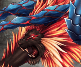 [牙の幻獣]ジャバウォック