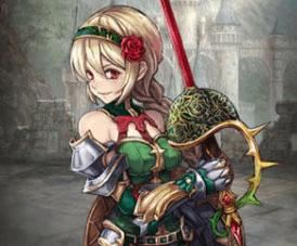 [薔薇の騎士] ジャンヌ
