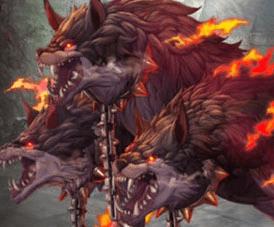 [三頭獣] ケルベロス