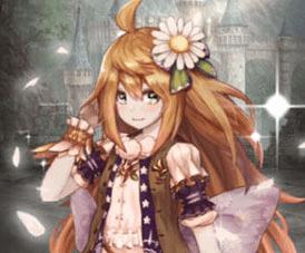 [誠実の綵花]マーガレット
