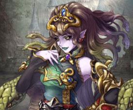 [蛇姫] メデューサ
