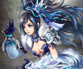[凍土拳姫] ミヤビ