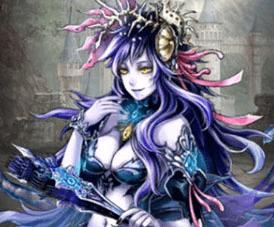 [深海の女王]モリア