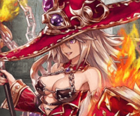 [紅炎の魔女] ナディア