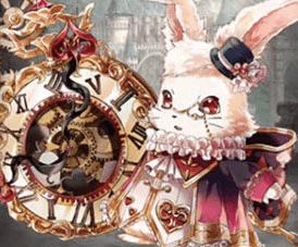 [異界の案内人] 白ウサギ