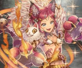 [炎の招き猫]チャウシー