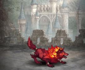 [火] ウルフロード