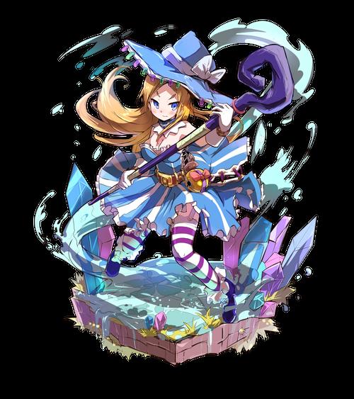 水鏡の魔女スフィア