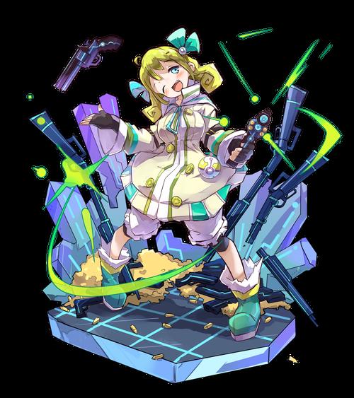 霰弾の撃手ロエナ