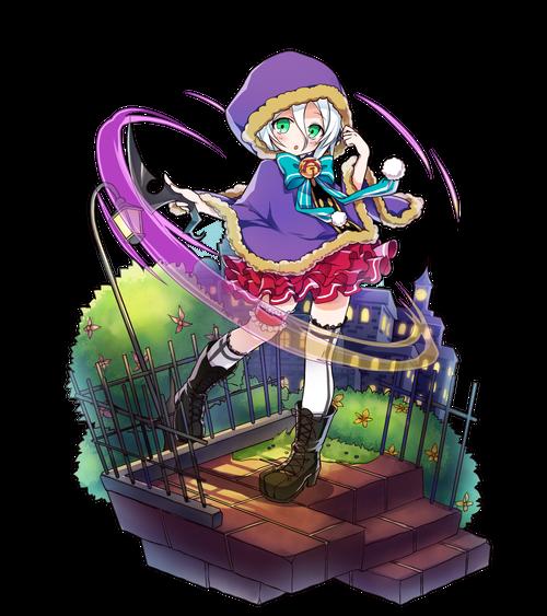 紫衣の執念者メリル