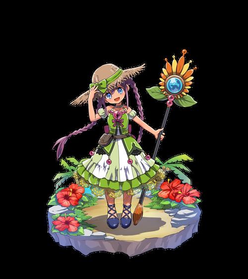夏草の魔術師ターニャ