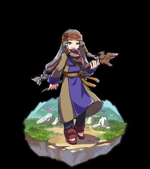 草原の術士カザニ