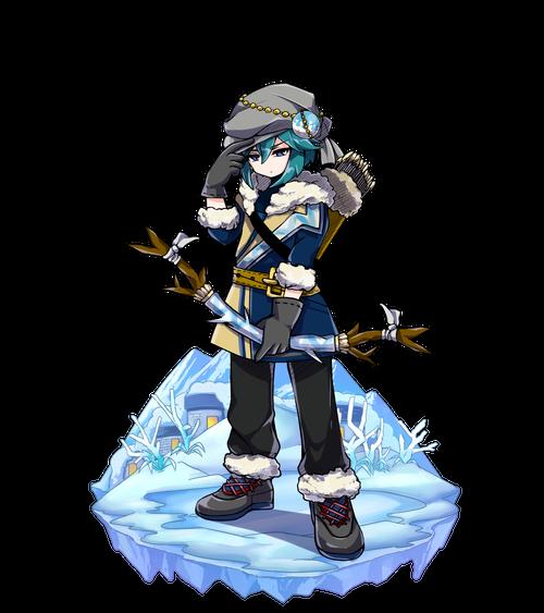 氷原の弓士デジェル